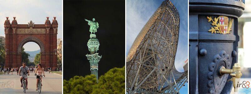 Barcelona's monuments