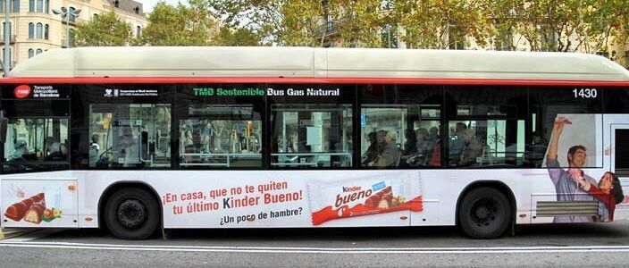 autobuses de Barcelona