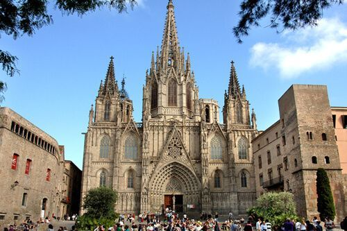 Barcelona Walking Tours Gòtic