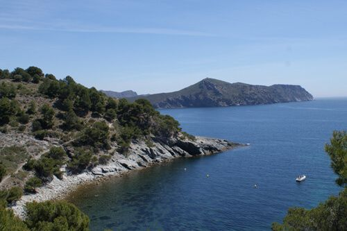 Hiking Costa Brava