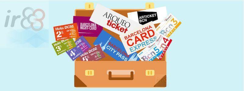 Barcelona travel & transport cards
