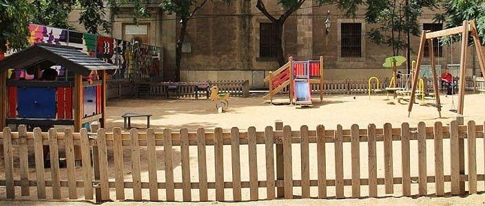 playground Barcelona