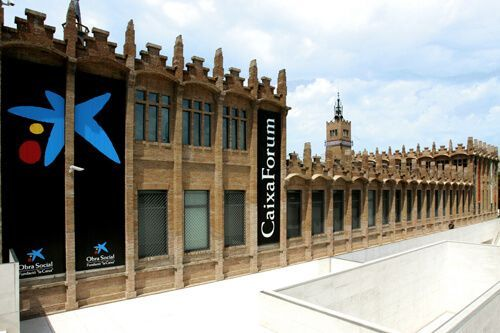 purchase CaixaForum tickets