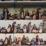 cribs and Nativity scenes