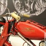 motorcycle Guzzi Hispania