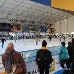 Bargelona, Barcelona ice rink