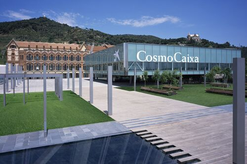 purchase CosmoCaixa Barcelona tickets