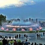Magic Fountain of Montjuïc show