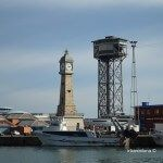 Barceloneta Clock Tower