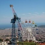 views from Tibidabo