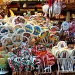 candy at La Boqueria