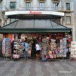 kiosk La Rambla
