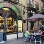 pastry shop Escribà
