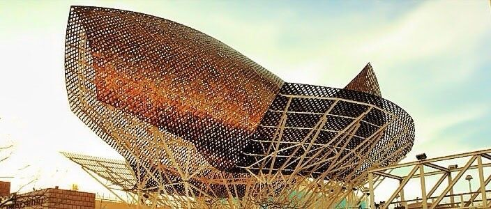 The Golden Fish (Frank Gehry)