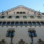 facade Casa Amatller