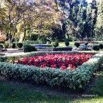 garden of Parc del Laberint
