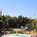 pond jardins Joan Maragall