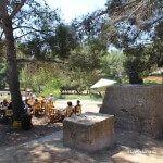 Caseta del Migdia terrace