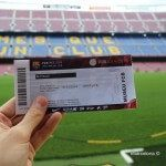 ticket Camp Nou Experience