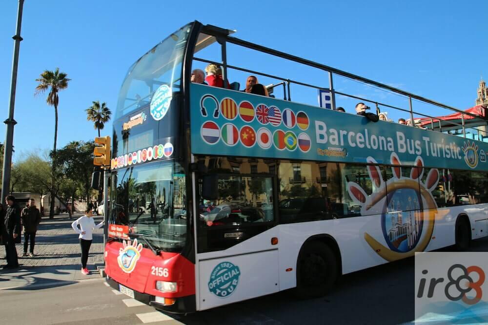 purchase Barcelona Bus Turístic