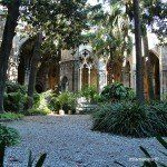 Barcelona Cathedral cloister