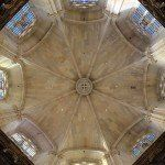 Barcelona Cathedral ceiling