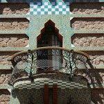 balcony Casa Vicens