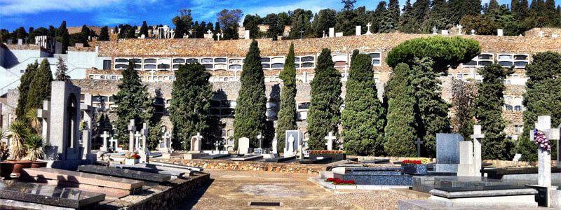 Barcelona's cemeteries