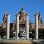 Columns and Palau Nacional de Catalunya