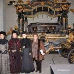 funeral carriages museum opening
