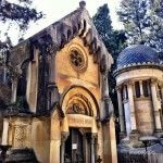 Montjuïc cemetery tomb