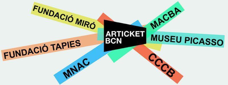 ArTicket BCN Art Museum Pass