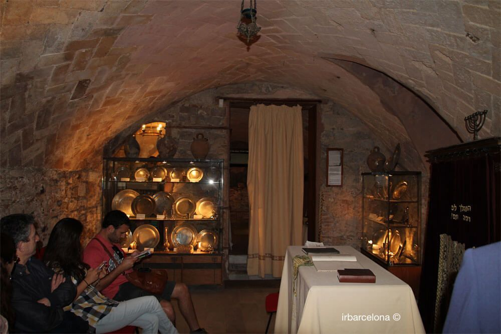 room 2 Ancient Synagogue
