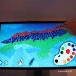 interactive display for children