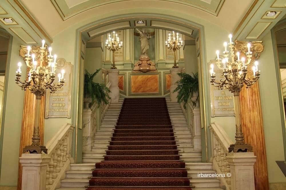 guided tour Liceu