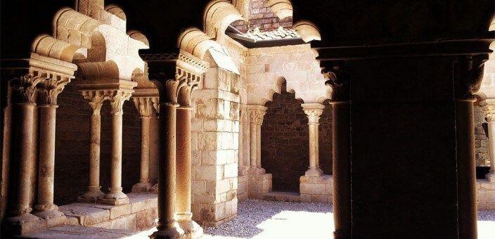 Sant Pau del Camp monastery