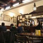 inside the Granja Dulcinea