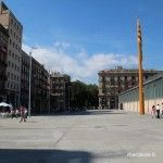square in front of El Born CC