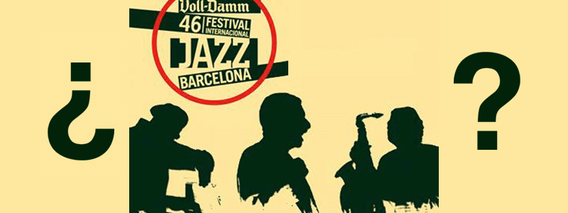 Voll Dam Festival Internacional Jazz Barcelona
