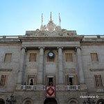 facade Barcelona City Hall