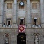 neoclassical facade City Hall