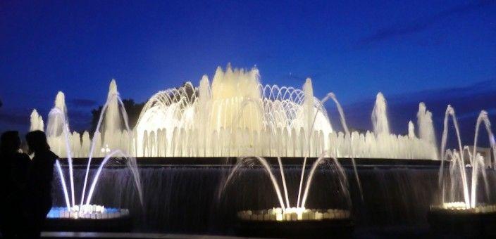 Magic Fountain Montjuïc