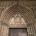 Santa Maria del Pi gilded arch