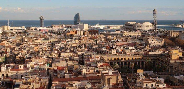 Bell tower of the Santa Maria del Pi