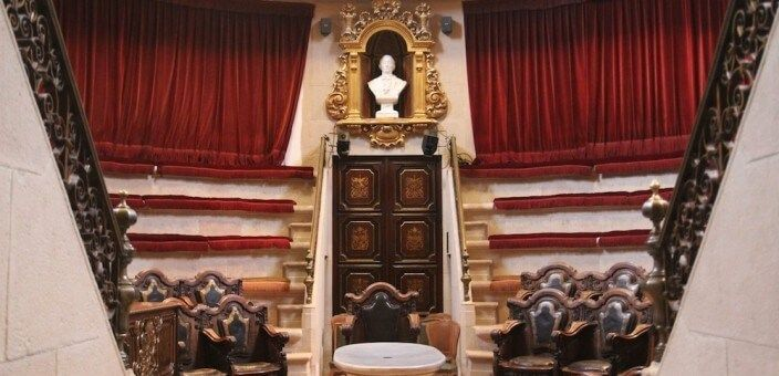 Anatomical theatre 18th century