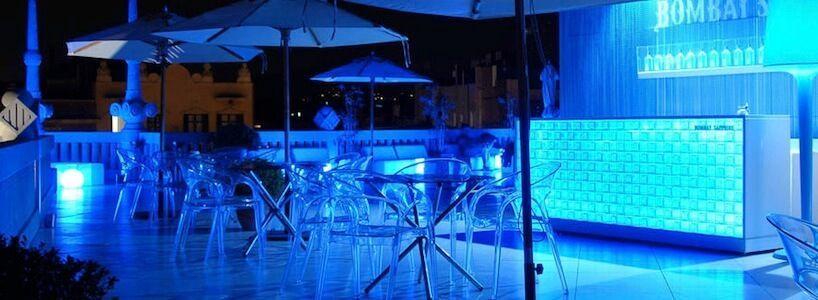 terraza Blue View Casa Fuster