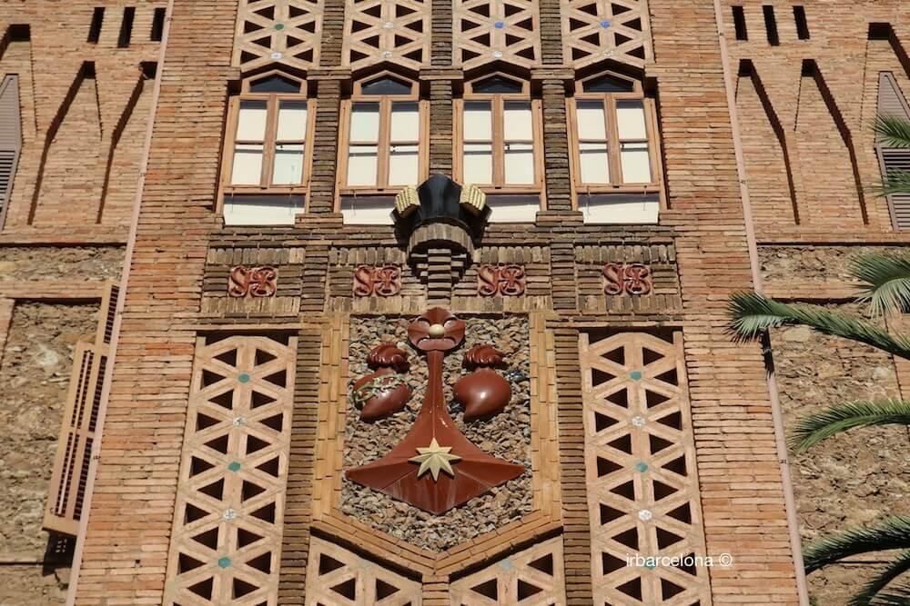 façade details