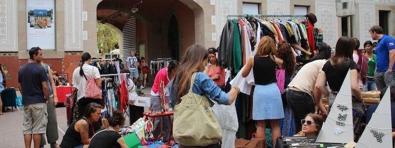 stalls El Raval