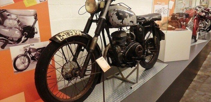 Barcelona Motorcycle Museum