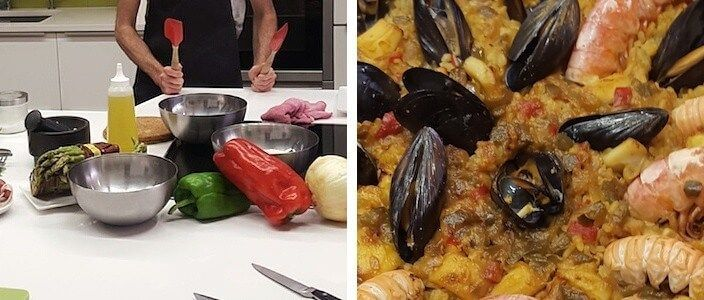 Barcelona cooking classes and Workshops